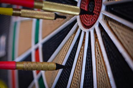 bull shooter dart machine